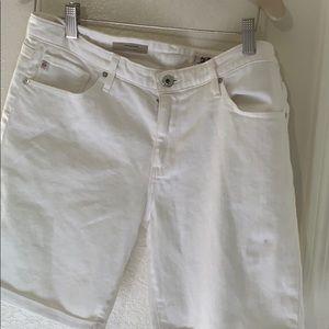 NWOT AG jeans shorts